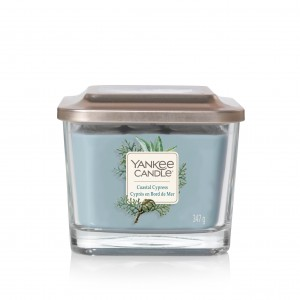 Lumanare Parfumata Elevation Collection Borcan Mediu Coastal Cypress, Yankee Candle