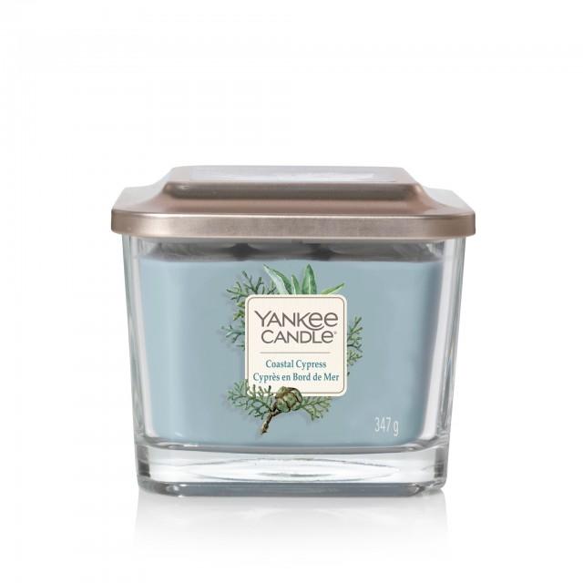 Lumanare Parfumata Elevation Collection Borcan Mediu Coastal Cypress, Yankee Candle