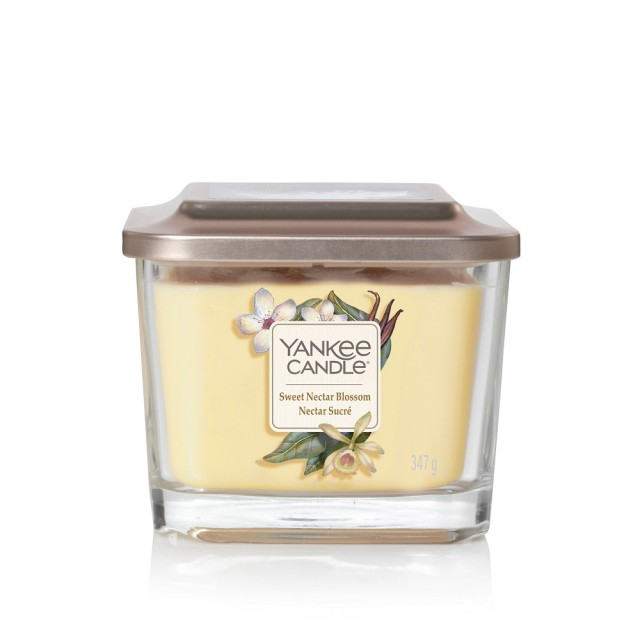 Lumanare Parfumata Elevation Collection Borcan Mediu Sweet Nectar Blossom, Yankee Candle
