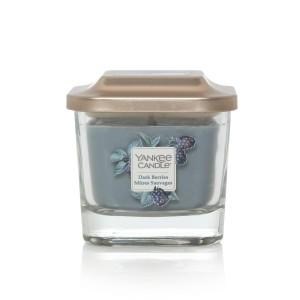 Lumanare Parfumata Borcan Mic Dark Berries Elevation Collection, Yankee Candle