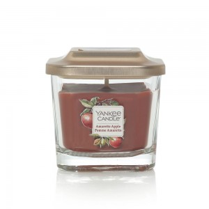Lumanare Parfumata Borcan Mic Amaretto Apple Elevation Collection, Yankee Candle