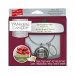 Odorizant Auto Charming Scents Linear Black Cherry, Yankee Candle