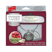 Odorizant Auto Charming Scents Geometric Black Cherry, Yankee Candle