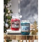 Lumanare Parfumata Borcan Mare Frosty Gingerbread, Yankee Candle