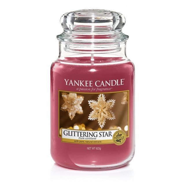 Lumanare Parfumata Borcan Mare Glittering Star, Yankee Candle