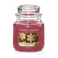 Lumanare Parfumata Borcan Mediu Glittering Star, Yankee Candle