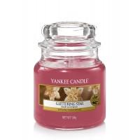 Lumanare Parfumata Borcan Mic Glittering Star, Yankee Candle