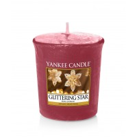 Lumanare Parfumata Votive Glittering Star, Yankee Candle