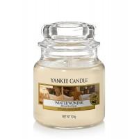 Lumanare Parfumata Borcan Mic Winter Wonder, Yankee Candle