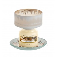 "Accesoriu Borcan Mic ""Golden Forest"", Yankee Candle"