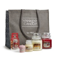 "Set cadou ""Festive Goodie Bag"", Yankee Candle"