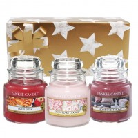 "Set cadou ""Home for Christmas"", Yankee Candle"