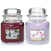 Set aromoterapie, EDITIE LIMITATA Garden PARTY, YANKEE CANDLE