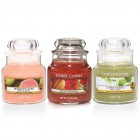 Set aromoterapie, EDITIE LIMITATA Time for Party YANKEE CANDLE