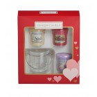 "Set cadou ""Box of Love"" Valentine's Day, Yankee Candle"