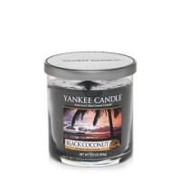 Lumanare Parfumata Pahar Mic Black Coconut, Yankee Candle