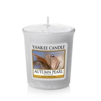 Lumanare Parfumata Votive Autumn Pearl, Yankee Candle