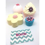 Set cadou Flower to the People, Bomb Cosmetics