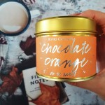 Lumanare parfumata Chocolate Orange, Bomb Cosmetics