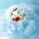 Bila efervescenta de baie Cotton Flower, Bomb Cosmetics 160g