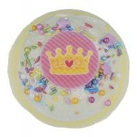 Bila efervescenta de baie Crowning Glory, Bomb Cosmetics 160g
