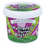 Unt de corp pentru dus Dragonfruit & Papaya, Bomb Cosmetics, 320g