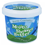 Unt de corp pentru dus Mojito, Bomb Cosmetics, 320g