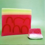 Sapun Vegan What a Melon 100g, Bomb Cosmetics