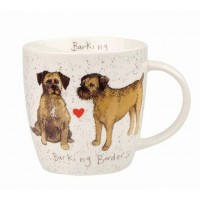 "Cana Alex Clark Delightful Dogs ""Barking Borders"" 400ml, Churchill"
