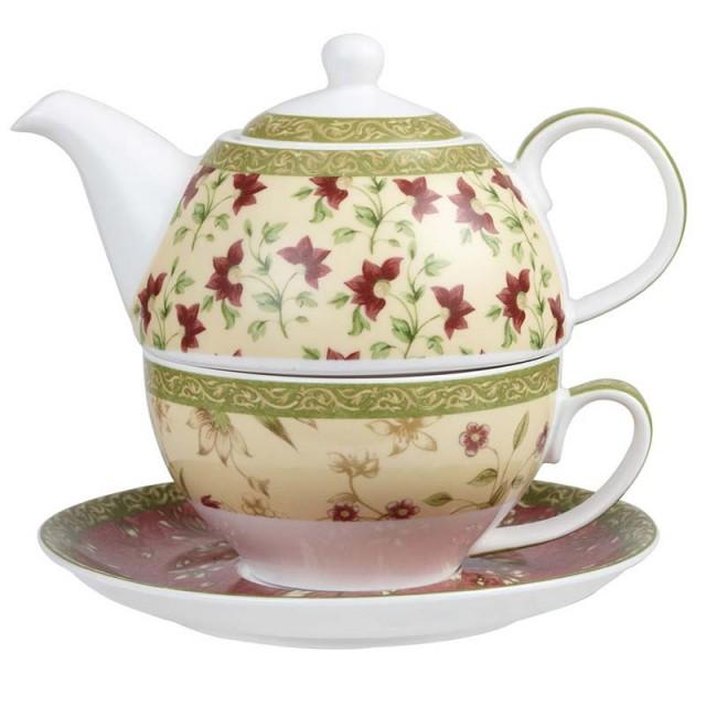 Tea for One Ceylon, Churchill