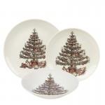 Set de masa 12 piese Christmas Tree, Churchill