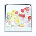 """Set 6 Coasters, suporturi pahare, Collier Campbell """"Painted Garden"""", Churchill"""