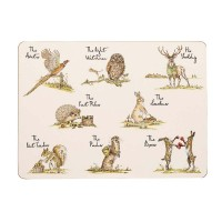 Set Placemats Country Pursuits 29x21 cm, Churchill
