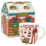 """Cana At Your Leisure """"Merry Christmas"""" 400ml in cutie cadou, Churchill"""