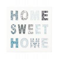 "Tablou ""Home Sweet Home"", Clayre&Eef"
