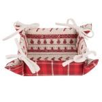 "Cos de paine ""Nordic Christmas"", Clayre & Eef"