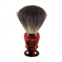 Edwin Jagger Pamatuf pentru barbierit Tortoiseshell, Pure Badger