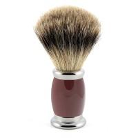 Edwin Jagger Pamatuf pentru barbierit Red Bulbous, Best Badger