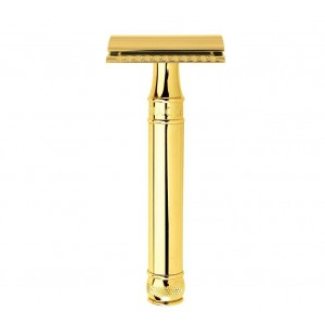 Edwin Jagger Aparat de barbierit clasic, DE8911GBL Gold