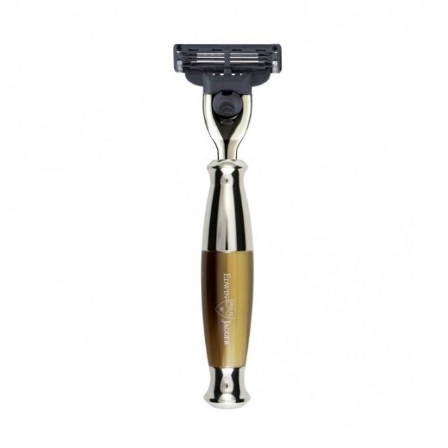 Edwin Jagger Aparat de barbierit Mach3, R35211 Light Horn