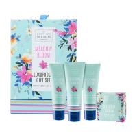 Set cadou Meadow Bloom, The Scottish Fine Soaps