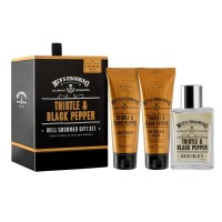 Set cadou Well Groomed, The Scottish Fine Soaps