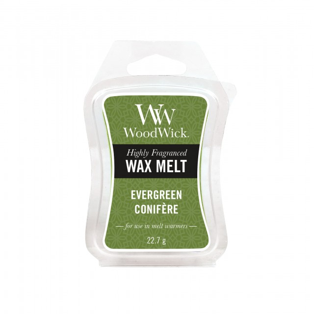Ceara parfumata Evergreen, WoodWick®
