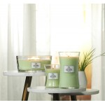 Lumanare Parfumata Borcan Mediu Fig Leaf & Tuberose, WoodWick®