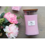 Lumanare Parfumata Borcan Mare Rose, WoodWick®