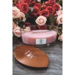 Lumanare Parfumata Borcan Mediu Rose, WoodWick®
