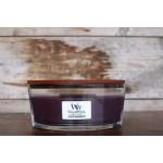 Lumanare Parfumata Ellipse Spiced Blackberry, WoodWick®