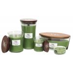 Lumanare Parfumata Borcan Mare Evergreen, WoodWick®