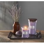 Lumanare Parfumata Borcan Mare Lavender Spa, WoodWick®