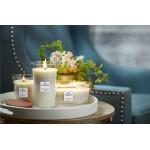 Lumanare Parfumata Borcan Mediu Trilogy Terrace Blossoms, WoodWick®